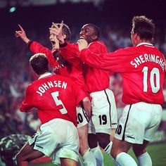 Ole Gunnar Solskjaer scored that famous, last-gasp winner to complete the Treble on this day in 1999. 26.5.2015