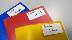 La méthode des trois cahiers | Tilekol.org