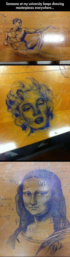 Masterpieces Everywhere