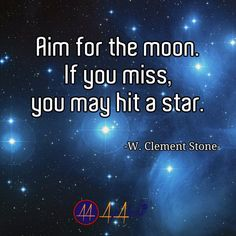 Aim for the moon. If you miss you may hit a star.-W. Clement Stone  hhtp://ayeakoda.com/success  Never settle go for what you want.  #business #entrepreneurs #marketing #smm #networking #realtalk #wisdom #leadership #nextBIGthing #moneymakers #iasotea #trivita #vemma #riseandgrind #kyanilifestyle #dsdomination #itworks #totallifechanges #herbalife #empowernetwork #mlmsuccess #mobe #mlmleads #organo #foreverliving #worldventures #jeunessglobal #moneyflow #onlinemarketing