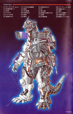 Kiryu from Godzilla x Mechagodzilla Cartoon Meme, Giant Monster Movies, King Kong, Creature Design, Comic Art, Concept Art, Robot, Creatures, Artwork