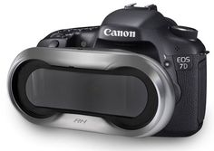 New RH-1 Panoramic Lens for Canon