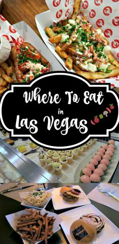 Planning a trip to Las Vegas, Nevada? Check out this list of places you must eat at in Las Vegas! Las Vegas Travel Tips. Where to eat las vegas. Things to do las vegas. | AGlobalStroll.com