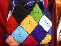 cartera en crochet | Aprender manualidades es facilisimo.com