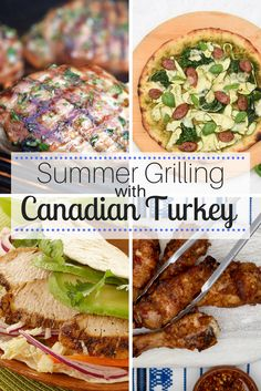 Get outside and enjoy the beautiful summer weather with Canadian Turkey! Visit our website to find everything you need to make delicious and healthy turkey meals on the grill, including our Summer Grilling Guide and these tasty BBQ recipes!
