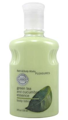Bath & Body Works Pleasures Classics Green Tea « Holiday Adds