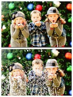Cute Christmas Card Idea by Oo lala