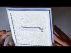 Card making white on white congrats card || #Aliexpress|| July2018