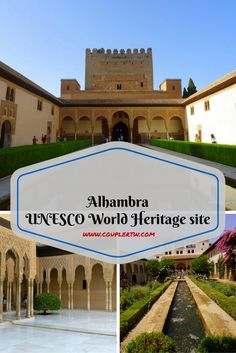 Discover with us why Alhambra was finalist in the new 7 wonder of the world contest! Alhambra is an inspiring place that you should definitely visit.