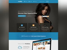 Modelfy Public Site