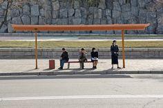 포토그래퍼 디터 라이스트너가 찍은 10장의 사진으로 보는 남북한의 대조