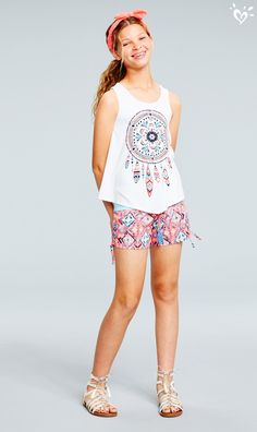 So-now soft shorts, must-have graphic tanks: the coolest summer styles are all here!