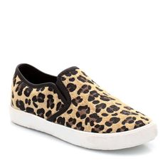 Slip-On Low Ankle Trainers in Leopard Print Imitation Pony R kids : price, reviews and rating, delivery. R Kids Leopard Print Slip-On Low Ankle Trainers Leopard print synthetic leather and imitation pony uppers Fabric lining. Fabric cushioning. Sole, other materials. Elasticated at the sidesLittle girls will be super stylish with these R Kids slip-ons in leopard print imitation pony! Trainers supplied in a white box.
