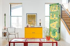 """Luv this!!! Fresh Takes on 8 """"Ugly"""" Color Combinations (That You've Written Off for One Reason or Another)"""