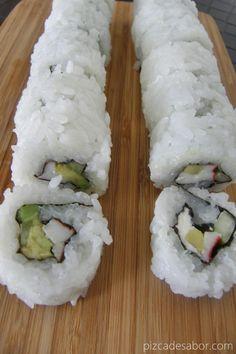 52 Ideas De Sushi Comida Japonesa Sushi Recetas Recetas Japonesas