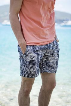 30a16eb3b0 How to Stay Stylish on an Island Vacation by Marcel Floruss. Men BeachCasual  Wear ...