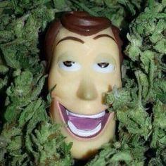 Woody is 'Buzzed'.