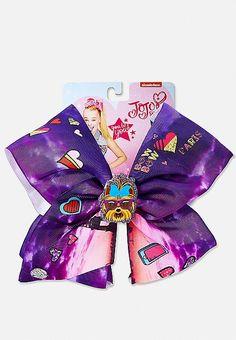 My favorite bow Jojo Siwa Hair, Jojo Siwa Bows, Jojo Hair Bows, Jojo Bows, Jojo Siwa Outfits, Girls Nail Designs, Jojo Siwa Birthday, Claire's Accessories, Baby Girl Toys