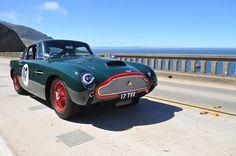 1960 Aston Martin DB4 GT Coupe, Pebble Beach Concours Tour 2013