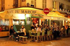 ohh i miss the rue cler.