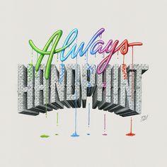 Starting Point Alexis Taieb alias Tyrsa... • typostrate - the typography and design blog