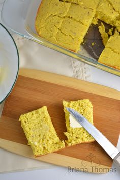 sour cream corn bread more side dishes thm foods corn bread breads ...