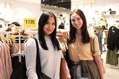 All the Stylish Guests We Spotted at the Forever 21 Robinsons Magnolia Shopping Party Magnolia, Ph, 21st, Forever 21, Store, Stylish, Party, Shopping, Magnolias