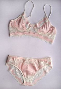 Lace lingerie set e7639124c