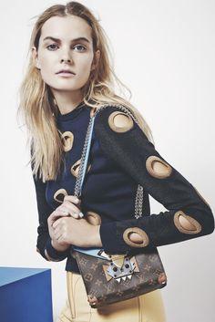Louis Vuitton Resort   Red Magazine   Photograph: Colette De Barros   Styling: Alexandra Stedman