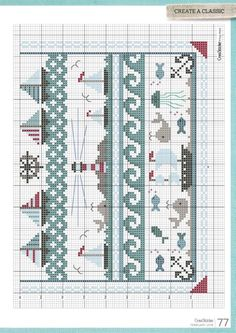 Readly - CrossStitcher - 77 - CrossStitcher is Britain's number one cross stitch magazine, and it's packed with beautiful designs for you to sti Bead Loom Patterns, Cross Stitch Patterns, Knitting Patterns, Cross Stitch Magazines, Beaded Cross Stitch, Le Point, Loom Beading, Cross Stitching, Mosaic