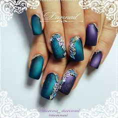 """""""Beautiful nails by - Swan Nails page is dedicated to promoting quality, inspirational nails created by International Nail Artists Find…"""" Fabulous Nails, Gorgeous Nails, Pretty Nails, 3d Nail Art, Beautiful Nail Designs, Beautiful Nail Art, Winter Nails, Spring Nails, Hot Nails"""