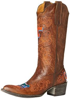 27b2a3001da4bd NCAA Florida Gators Women s Gameday Boots   You can find more details here    Cowgirl boots