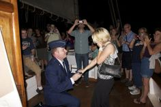 Sunset Sail Proposal on the Liberty Clipper. How much more romantic can you get?! | Boston Tall Ships, Liberty Fleet