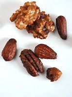 Serendipity: Spiced Nuts