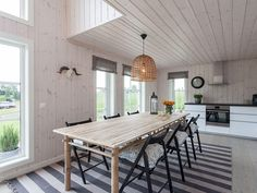 Cabin Interiors, Outdoor Furniture, Outdoor Decor, Table, House, Home Decor, Beige, Decoration Home, Home