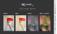 GIMP Scripts by JFotography
