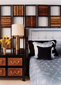 Beautiful mid-century nightstand design for modern rooms | www.bocadolobo.com #bocadolobo #luxuryfurniture #exclusivedesign #interiodesign #designideas #bedroomideas #bedroomdesign #nightstands #nightstandsideas #bedsidetables