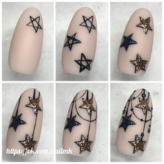 Looking for easy nail art ideas for short nails? Look no further here are are quick and easy nail art ideas for short nails. Short Nail Designs, Nail Designs Spring, Nail Art Designs, Nails Design, Design Design, Diy Nails, Cute Nails, Manicure, Holiday Nails