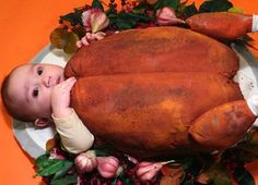 Community Post: 30 Photos Of Babies Dressed As Food