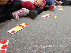 One More, One Less.. Number Talk Style in Kindergarten