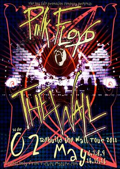 pink floyd concert posters   PINK FLOYD POSTER by ~alanclimb on deviantART
