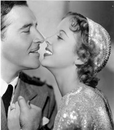 John Boles and Ida Lupino via eBay