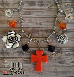 Show your faith with JuJuBelle jewelry!