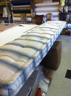 m a r t h a . r o s e l l i n i : French Mattress Seat Cushions