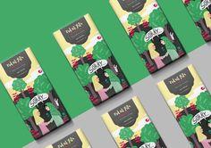 Дизайн упаковки шоколада Chocolate Packaging, Coffee Packaging, Eid Eid, Packaging Design Inspiration, Personal Branding, Make It Yourself, Creative, Holiday, Behance