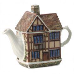 James Sadler Teapots - Shakespeare's Cottage