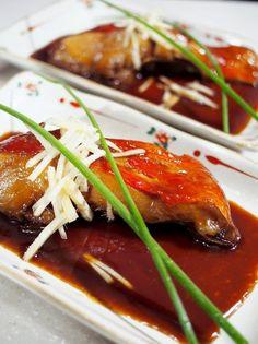 GW5月2日の晩酌メニュー・メイン料理【④金目鯛の煮付け】です ...