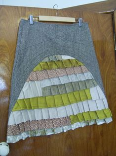 love this concept for a fun skirt for the cruise?