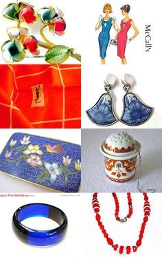 Bright and Early by Fabien on Etsy of the Vintage Vogue Team