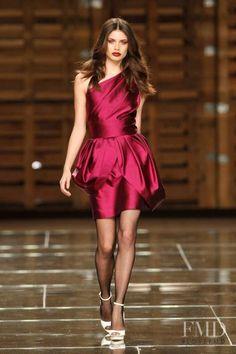 Photo feat. Sara Sampaio - Diogo Miranda - Autumn/Winter 2012 Ready-to-Wear - lisbon - Fashion Show | Brands | The FMD #lovefmd